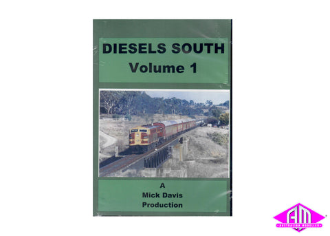 Diesels South Vol1 DVD