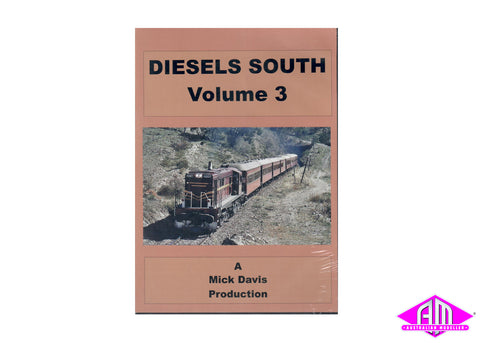 Diesels South Vol3 DVD
