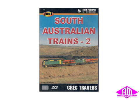Just South Australian Trains 2 DVD