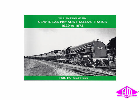 New Ideas for Australian Trains