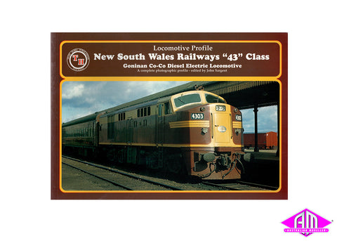 New South Wales Railways 43 Class Profile