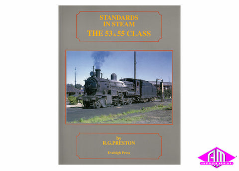 Standards in Steam - 53 & 55 (soft cover)