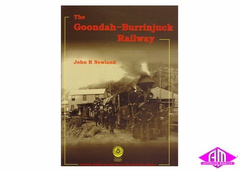 The Goondah to Burrinjuck Railway