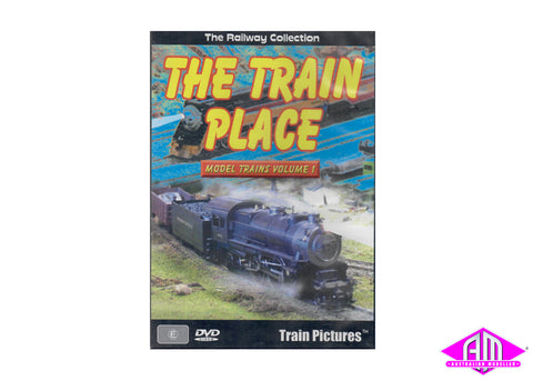 The Train Place DVD