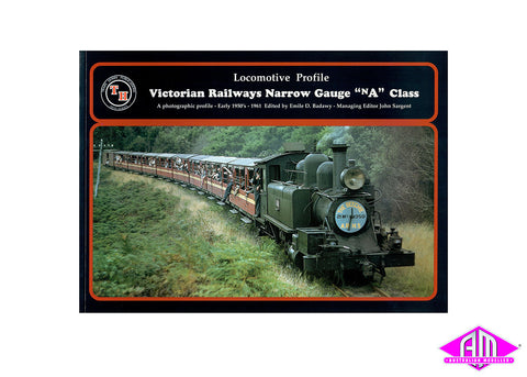Victorian Railways Narrow Gauge NA Class Profile