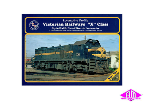 Victorian Railways X Class DE Profile - Part 2