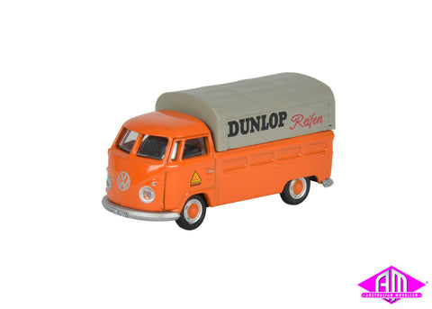 VW T1 Pickup With Cover Dunlop
