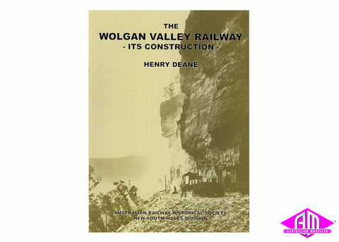 Wolgan Valley Railway Construction
