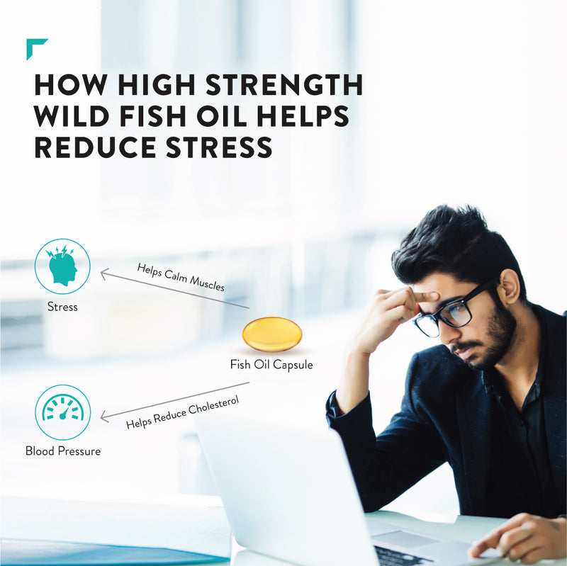 SWISSE HIGH STRENGTH WILD FISH OIL 1500MG 40 CAPSULES
