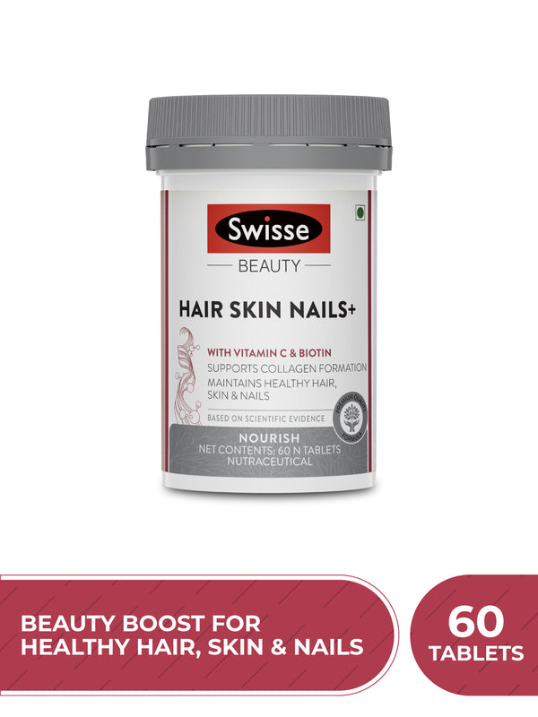 Swisse Hair Skin Nails 60 Tablets