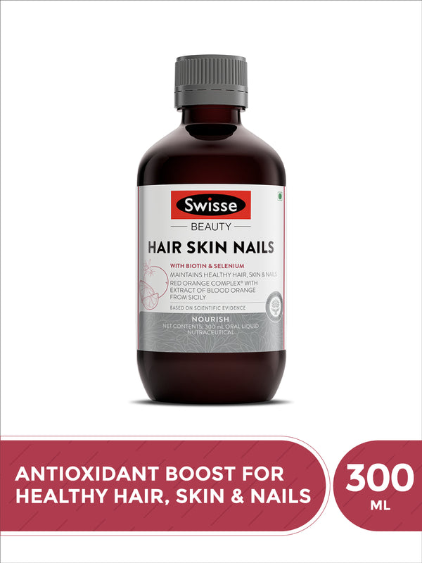 Swisse Beauty Hair Skin Nails 300Ml