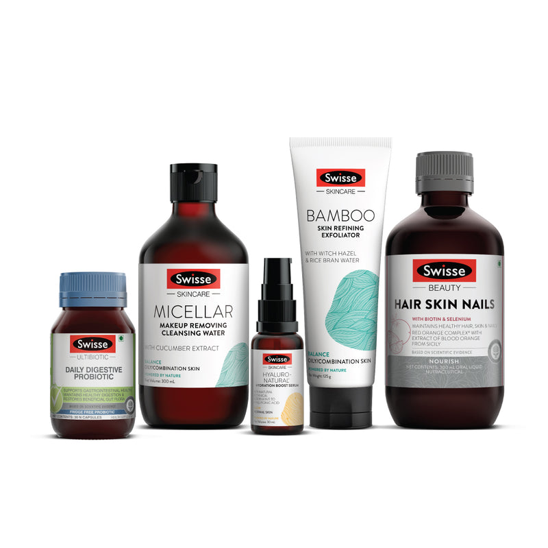 Swisse Health & Beauty Combo