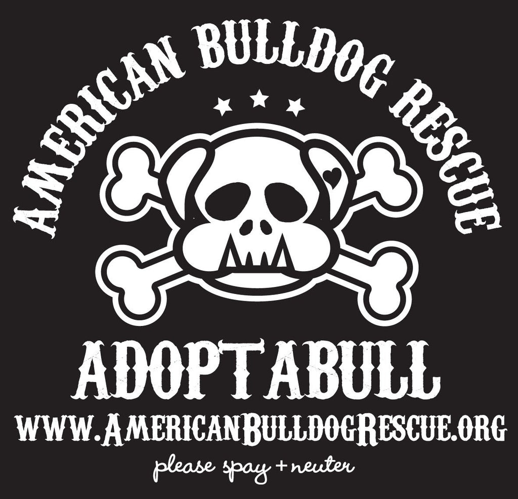 American Bulldog Protected Decal