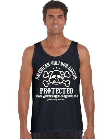 ABR Protected Black Tank Top