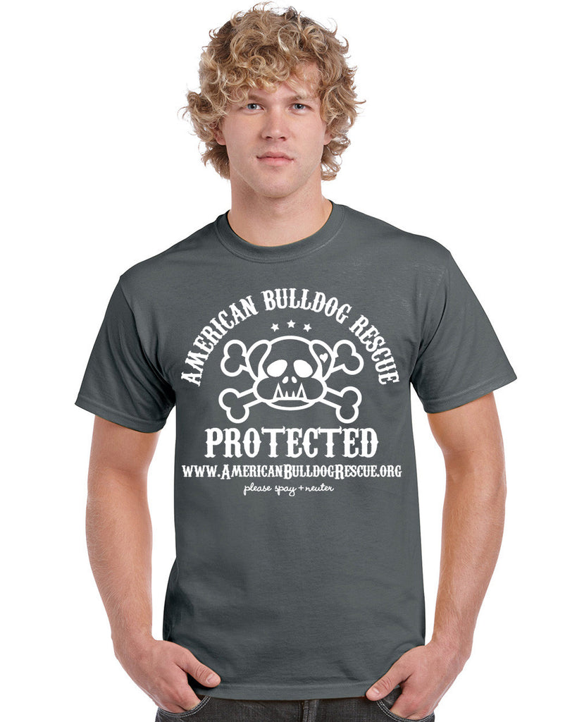 ABR Protected Charcoal Gray T-Shirt