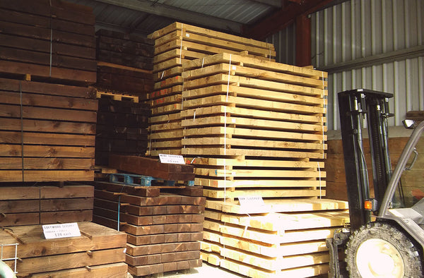 RAILWAY SLEEPERS – DON'T BUY ON PRICE