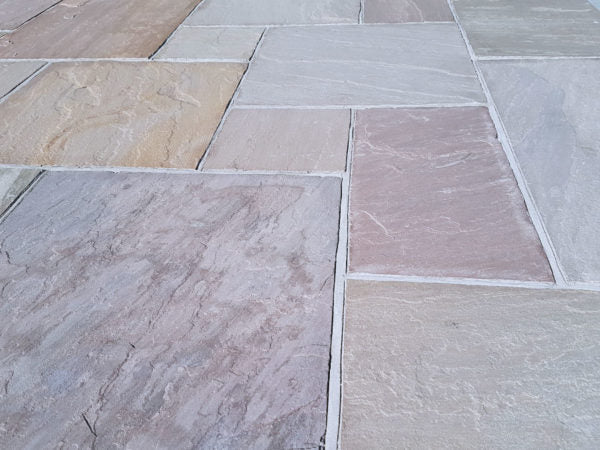 Bronte Indian Sandstone Paving