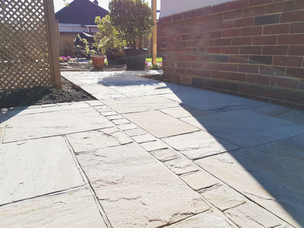 Mint Sandstone Setts