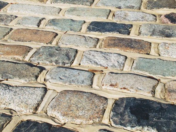 Old Reclaimed Street Setts