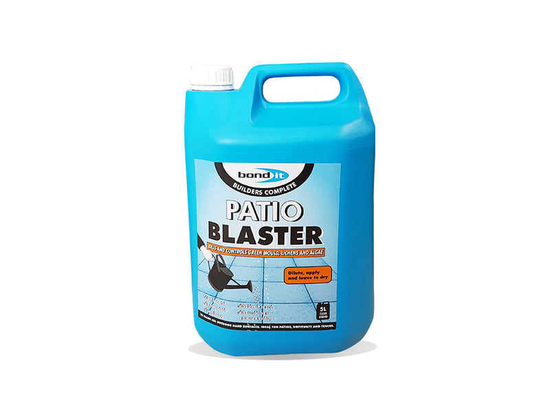 Patio Blaster Stone & Patio Cleaner 5L