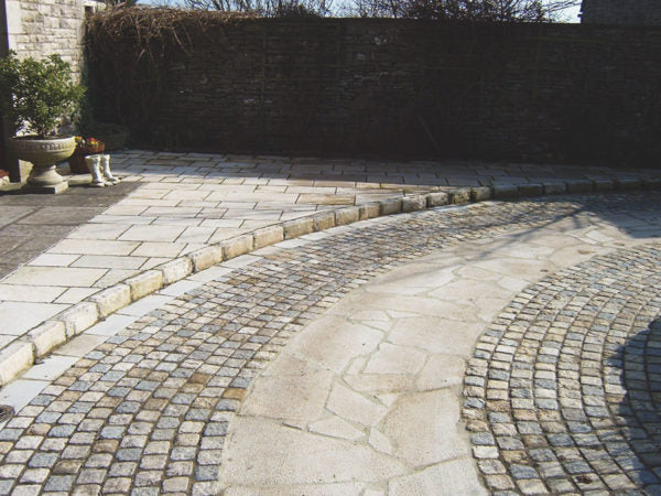 Purbeck 100mm Paving Setts