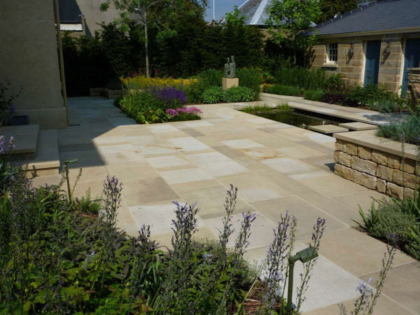 SAWN YORK PAVING STONE