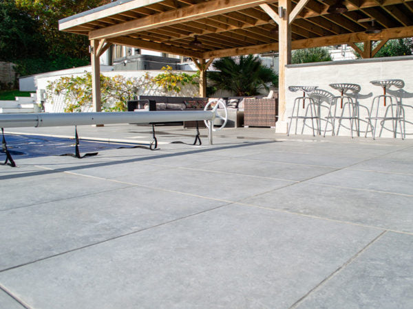 Trentino Grey Porcelain Paving