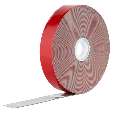 3M Scotch 4011-LONG Permanent Outdoor Mounting Tape, 1 Inch x 450 Inch