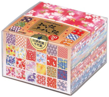Aitoh Washi Origami - 360 Sheet Assortment