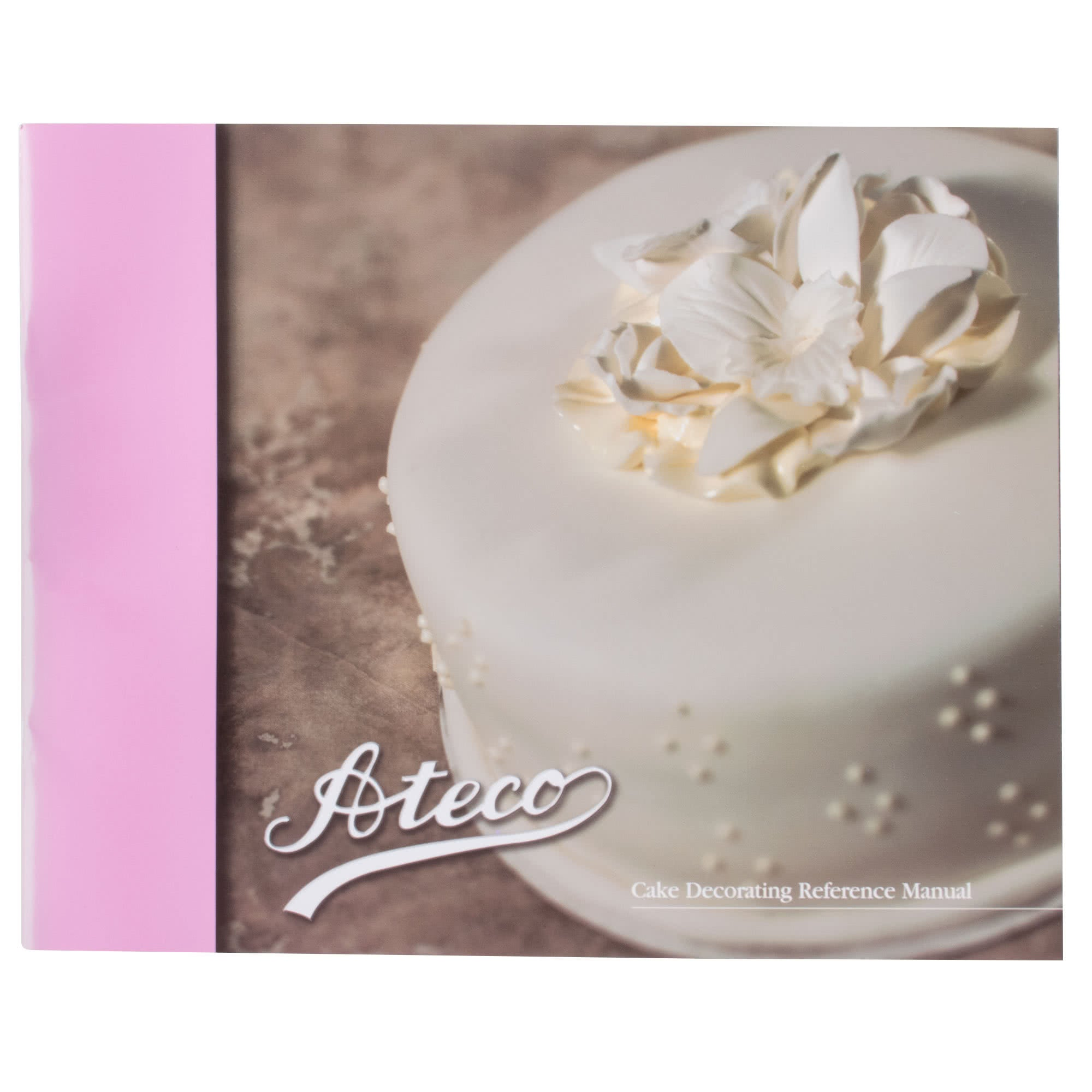 Ateco 486 Cake Decorating Reference Manual