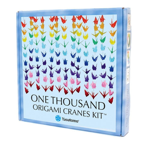 Yasutomo OC2000 One Thousand Origami Cranes Kit