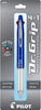 Pilot Dr. Grip 4+1 Multi-Function Ballpoint Pen/Pencil, 0.7mm Fine Pen Point, 0.5mm Lead Size