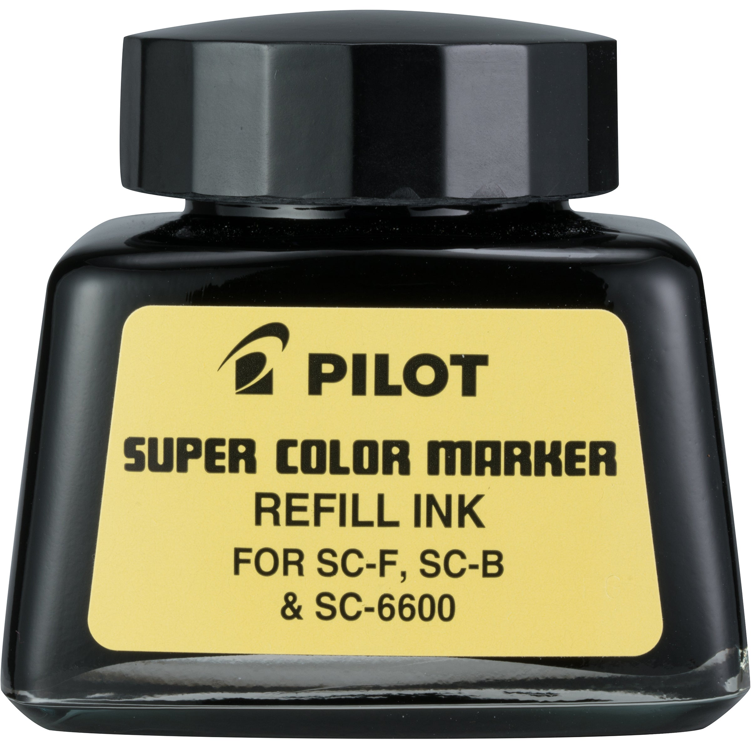 Pilot 43500, 43600, 43700, 43800 Super Color Permanent Marker Refill Ink, 1 Ounce Bottle with Dropper