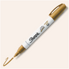 Sharpie Oil-Based Paint Markers - Medium Point MET GOLD (35559)