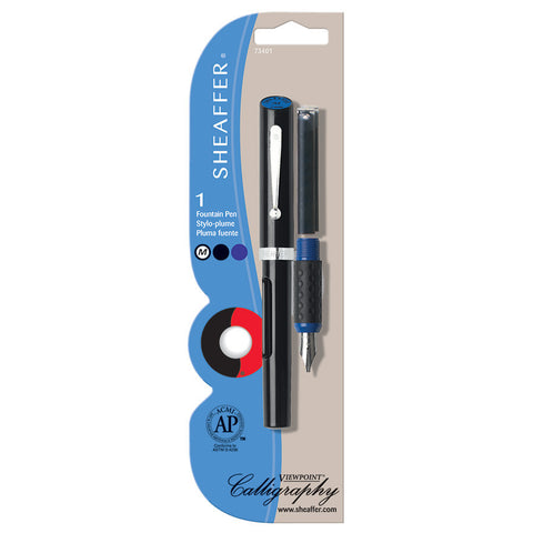 Sheaffer Viewpoint Calligraphy Fountain Pen Medium