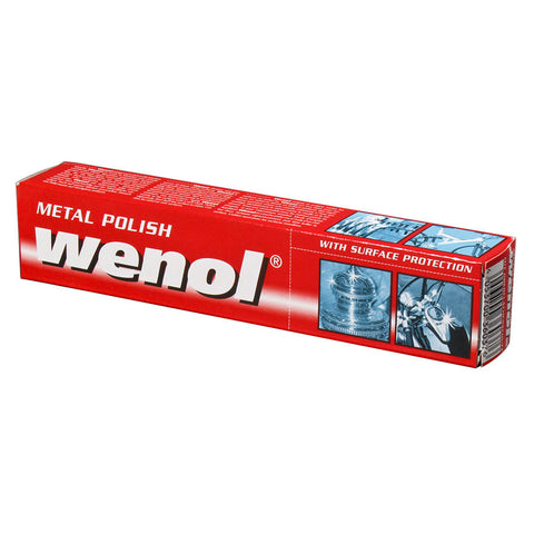Wenol Metal Polish 100ml