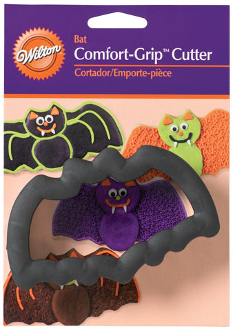 Wilton Comfort Grip Cookie Cutters Bat