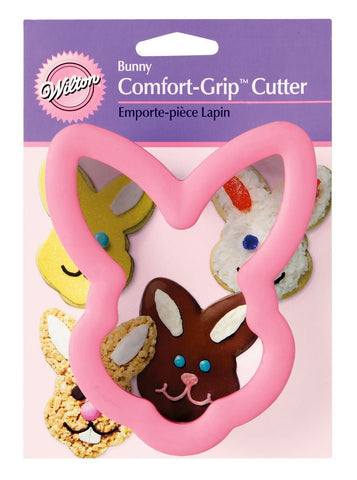 Wilton Comfort Grip Cookie Cutters Bunny