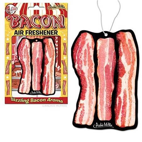 Accoutrements Bacon Air Fresheners