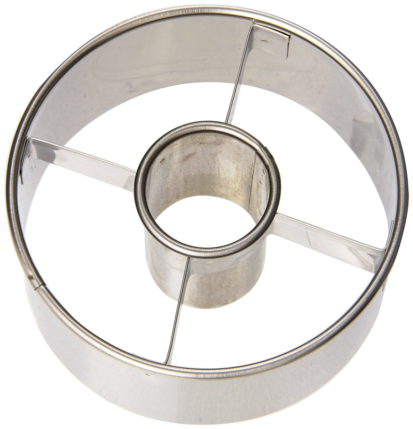 Ateco 14423 3-1/2-Inch Stainless Steel Doughnut Cutter