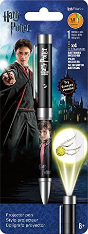 Trend International Harry Potter Golden Snitch Projector Pen