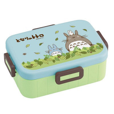 Skater Studio Ghibli My Neighbor Totoro Design Microwavable Bento Lunch Box (900ml)