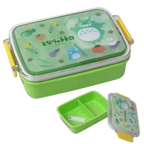 Skater Studio Ghibli My Neighbor Totoro Design Microwavable Bento Lunch box (450ml)