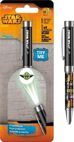 Trend International Star Wars Yoda Projector Pen