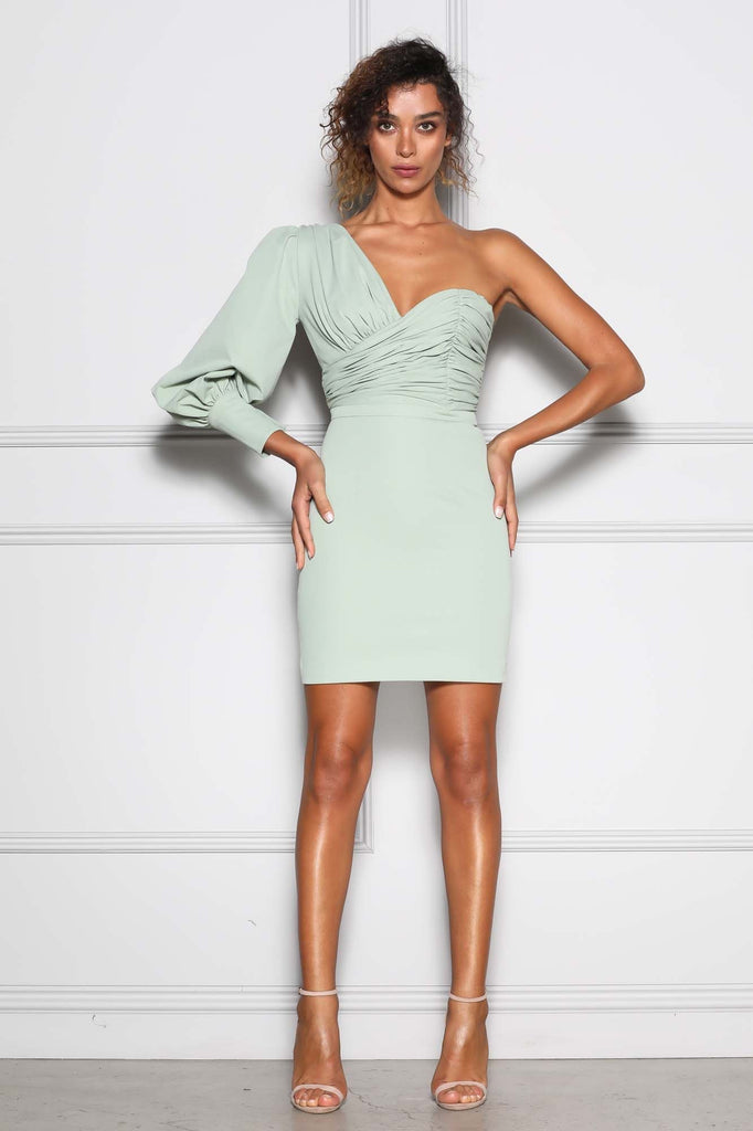 Elle Zeitoune Mandy Dress - Mint