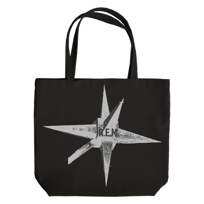Automatic For The People Star Tote - REM UK