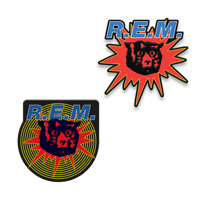 Radiate and Burst Patch Set - REM UK