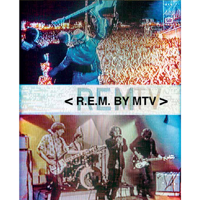 R.E.M. by MTV DVD - REM UK
