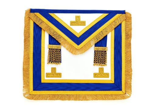 Past Master Apron (English Jurisdiction)