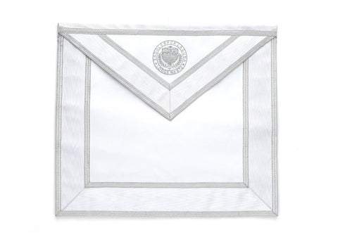 Master Mason Apron Custom Design with Logo
